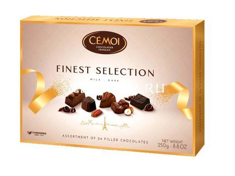 შოკოლადი Cemoi 250გრ