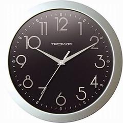 Часы настенные Troyka 11170182 (29х29х3.8 см)