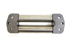 УСИЛЕННЫЕ Ролики  направляющие стального троса (клюз) к лебёдкам  8000-17000lbs