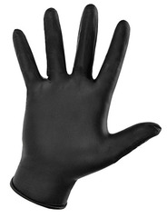 Перчатки нитриловые размер М 100 шт.