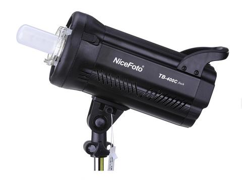 Студийная вспышка 600 Дж NiceFoto TB-600c
