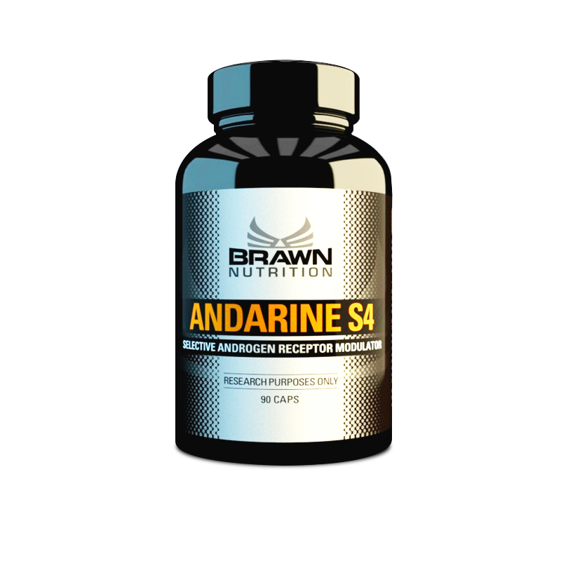 Brawn Nutrition Andarine S4 | Андарин