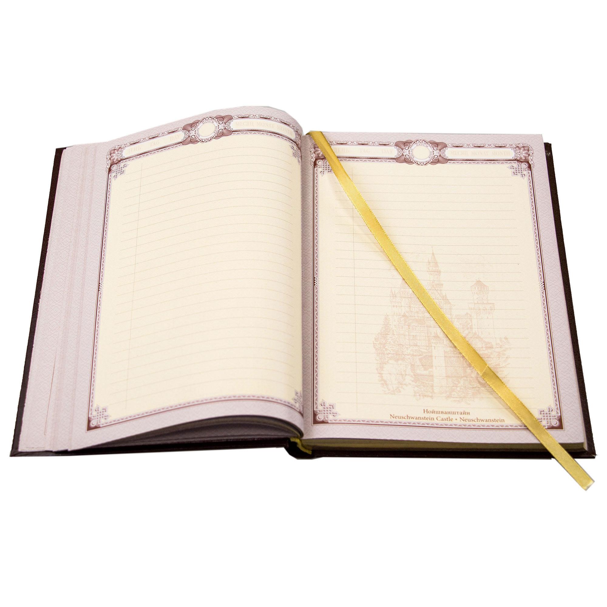 Ежедневник А5 «Дворянский»