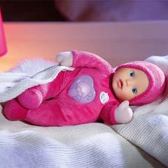 Zapf Creation Baby Born Кукла супермягкая  музыкальная, 30 см (820-858)
