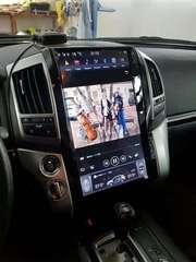 Магнитола Toyota Land Cruiser 2007-2015  Android 9.0 4/64GB IPS DSP модель  ZF-1806H-DSP