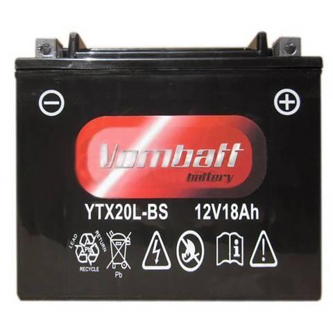 Аккумулятор VomBatt YTX20L-BS