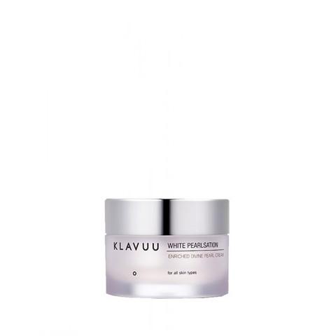 KLAVUU WHITE PEARLSATION Completed Revitalizing Pearl Eye Cream