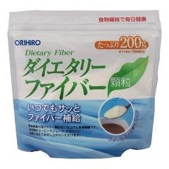БАД ORIHIRO Пищевые волокна 200 гр