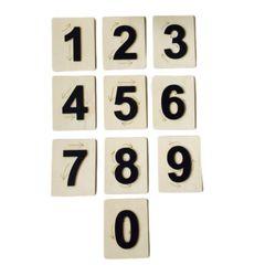 Тренажер Цифры с направлением, Сенсорика
