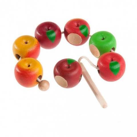 Шнуровка наливные яблочки четыре сорта
