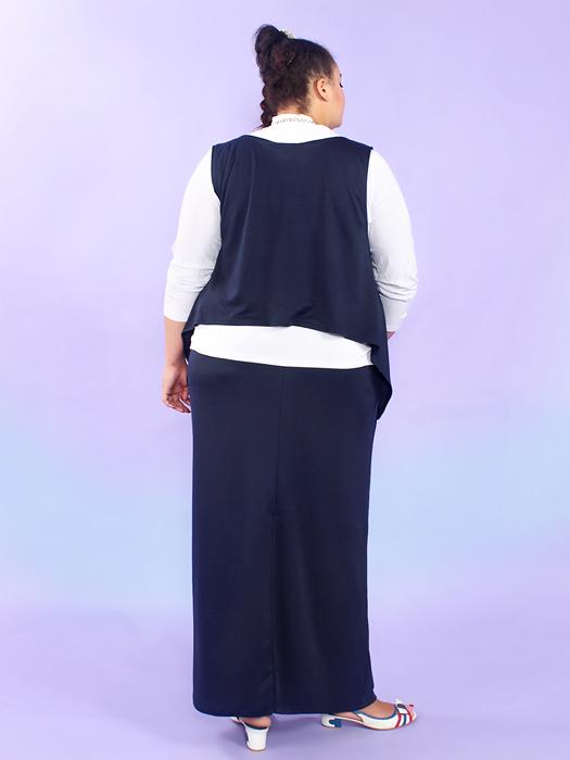 Длинная юбка Милано