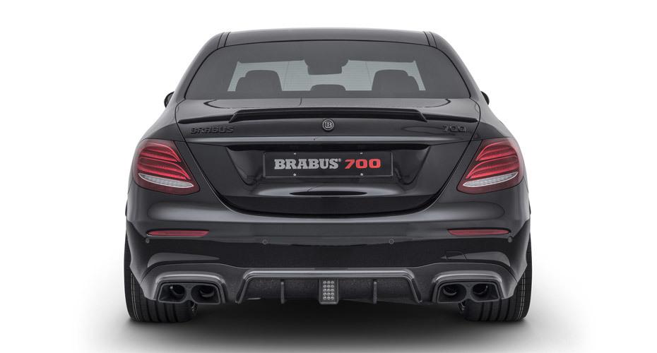 Обвес Brabus для Mercedes E63 W213