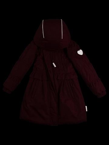Пальто Premont для девочек Малиновый рассвет SP71311