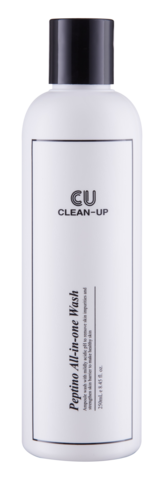 Гель Для Душа CLEAN-UP Peptino All-In-One Wash