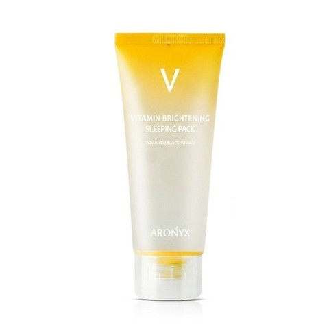 Aronyx Тонизирующая ночная маска с витамином С ARONYX Vitamin Brightening Sleeping Pack
