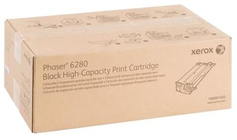 Оригинальный картридж Xerox 106R01403 черный