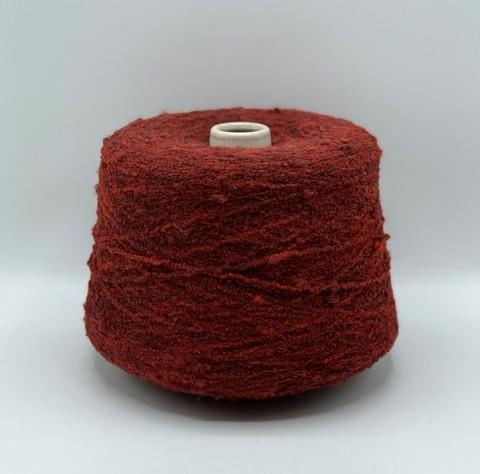 Filclass (пр.Италия)art- Bukara ,390м / 100 гр.Шерсть/ПА , цвет-красно-бордовый,арт.9904