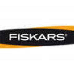Лопата туристическая Fiskars штыковая укороченная (131632)