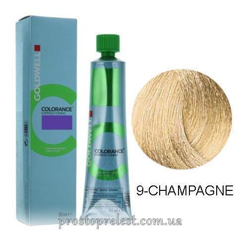 Goldwell Colorance Demi Permanent Hair Color - Тонуюча крем-фарба для волосся 60 мл