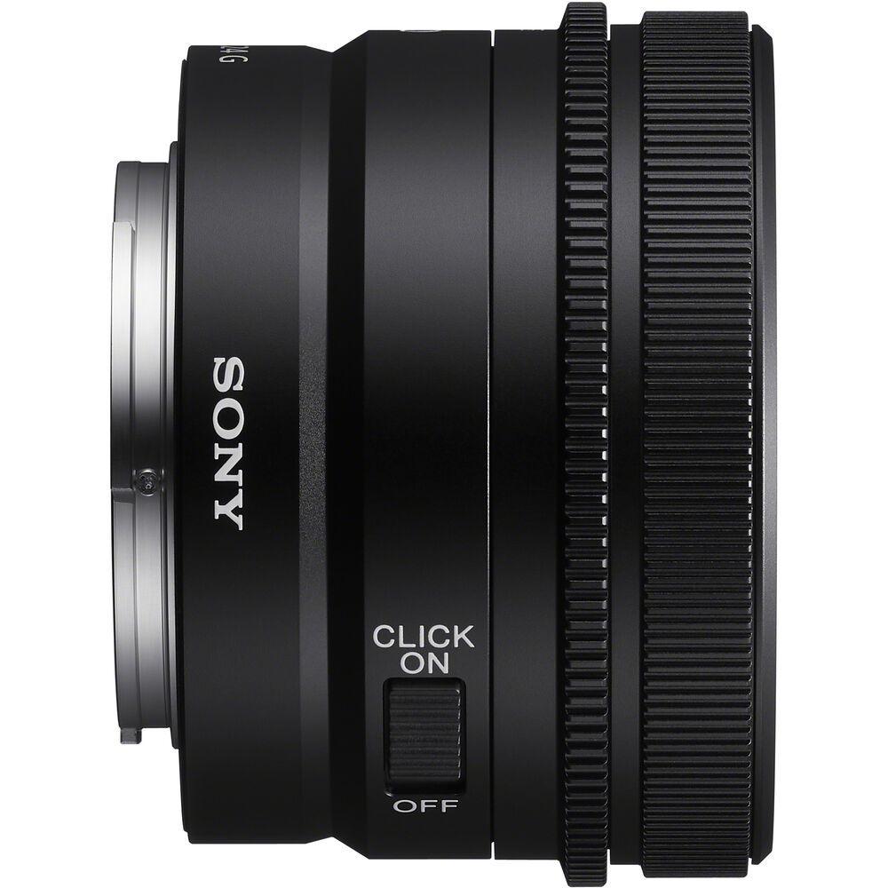 Объектив Sony FE 24 мм f/2.8 G купить в фирменном интернет-магазине