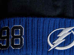 Шапка NHL Tampa Bay Lightning № 98