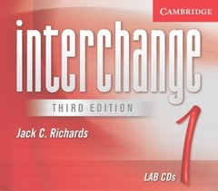 Interchange 3Ed  1 Lab CD x4