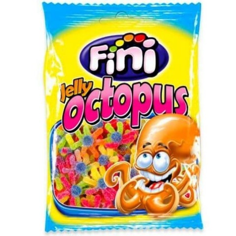 Жевательный мармелад Fini Octopus 100 гр