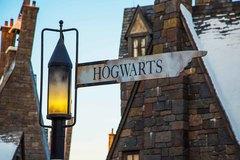 Kətan Tablo / Картина - Harry Potter (Hogwarts)