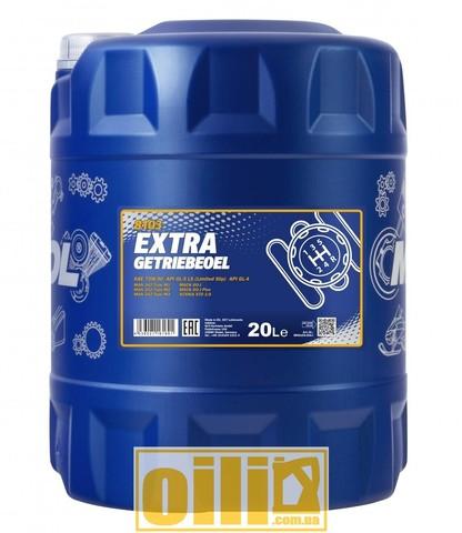 Mannol 8103 EXTRA GETRIEBEOEL 75W-90 GL-4/GL-5 LS 20л