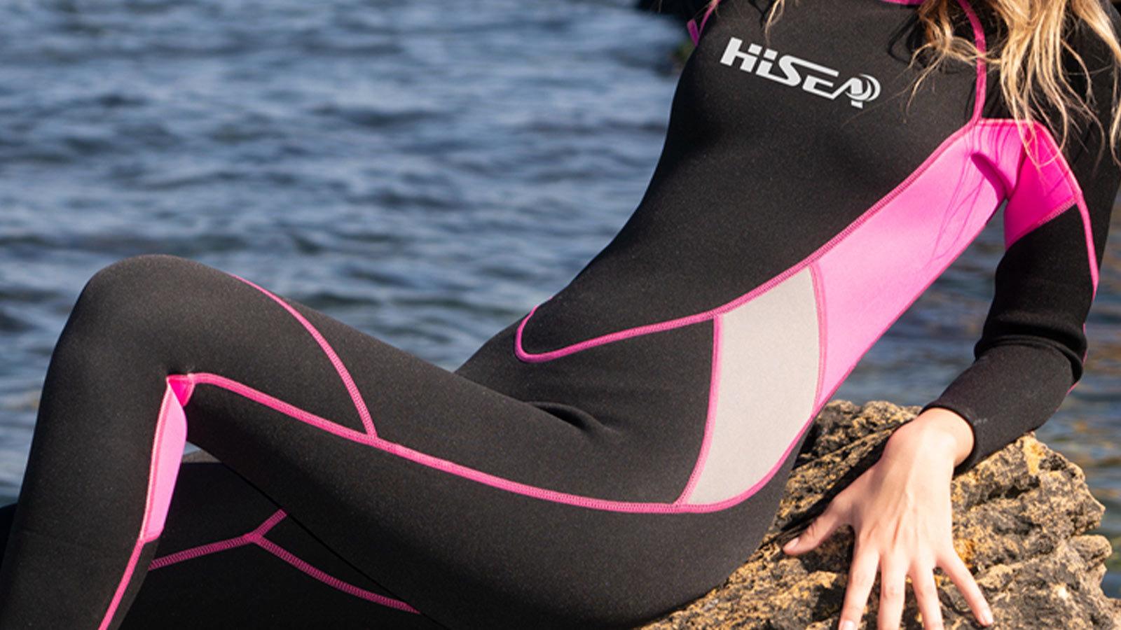 гидрокостюм HiSEA с анатомическим кроем