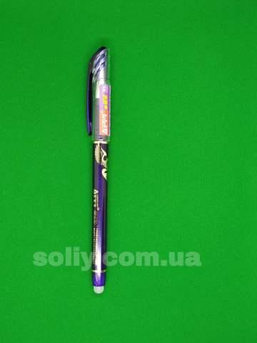 Ручка гелевая исчезающая GP-3176 фиолетовая   Soliy.com.ua