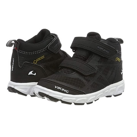 Ботинки Viking Veme Mid GTX Black/Charcoal демисезонные