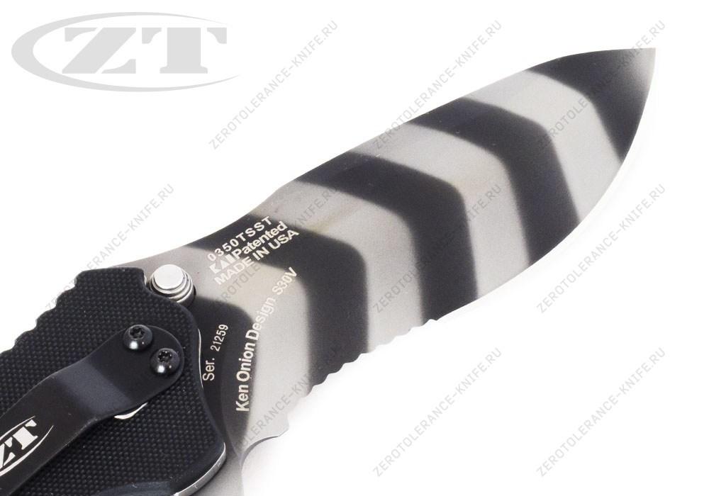 Нож Zero Tolerance 0350TSST Onion - фотография
