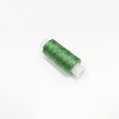 Нитки швейные 40ЛШ. Цвет Зелёный