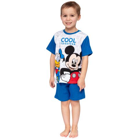 Комплект для мальчика Disney футболка + шорты