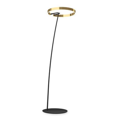 Напольный светильник копия Mito by Occio (золотой, H185)
