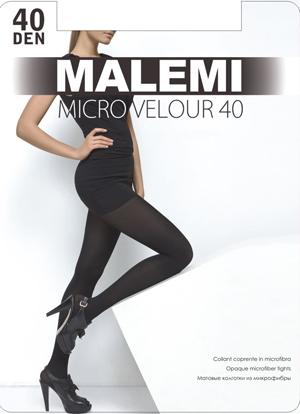 Malemi MICRO VELOUR 40 колготки женские