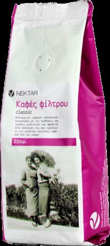 Греческий кофе под френч-прессор Classic Nectar 200 гр.