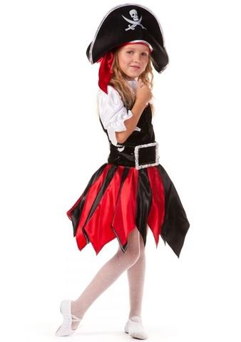 Костюм Дерзкая пиратка