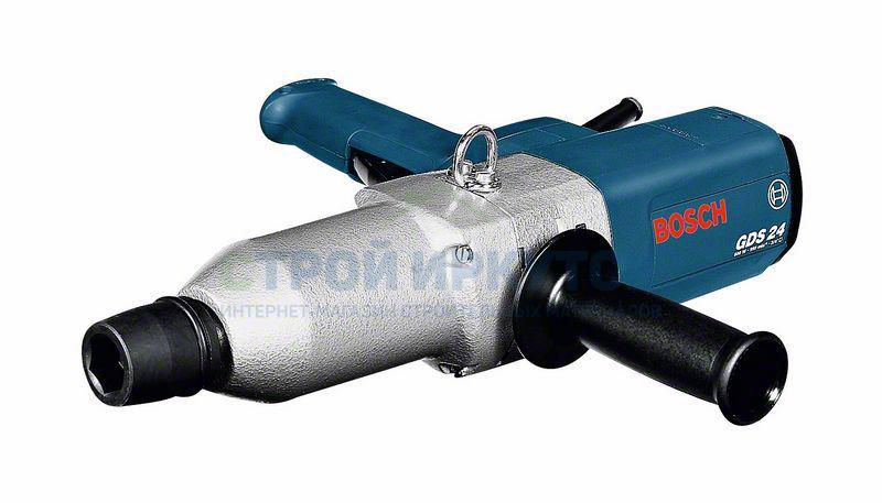 Гайковерты Импульсные гайковёрты Bosch GDS 24 (0601434108) eb48bbf248527e306d3ca06b47eec837