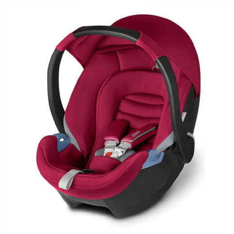 Автокресло Cybex Aton Basic CBX Crunchy Red