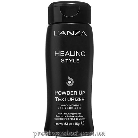 L'anza Healing Style Powder Up Texturizer – Пудра для прикорневого об'єму