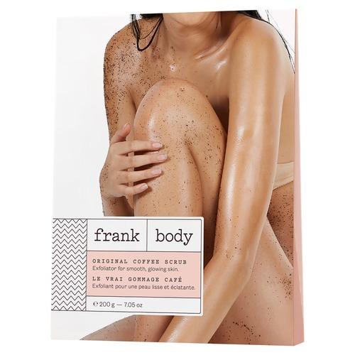 Скраб кофейный для тела Frank Body Original 200гр