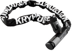 Замок велосипедный Kryptonite Kryptolok 912 Combination Integrated Chain (9.5mm x 120cm)