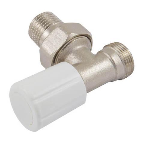 Ручной вентиль с наружной резьбой, угловой, DN 151/2GZ*M22*1.5GZ