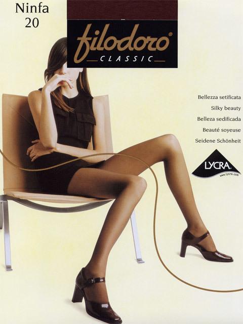 Filodoro Ninfa 20 колготки женские