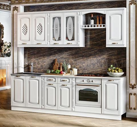 Кухня Ксюша Белая