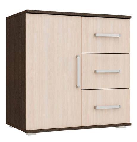 Комод Белла (3 ящика, 1 дверь)