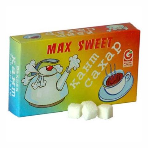 Сахар-рафинад MAX-SWEET 600 гр Golden Food КАЗАХСТАН