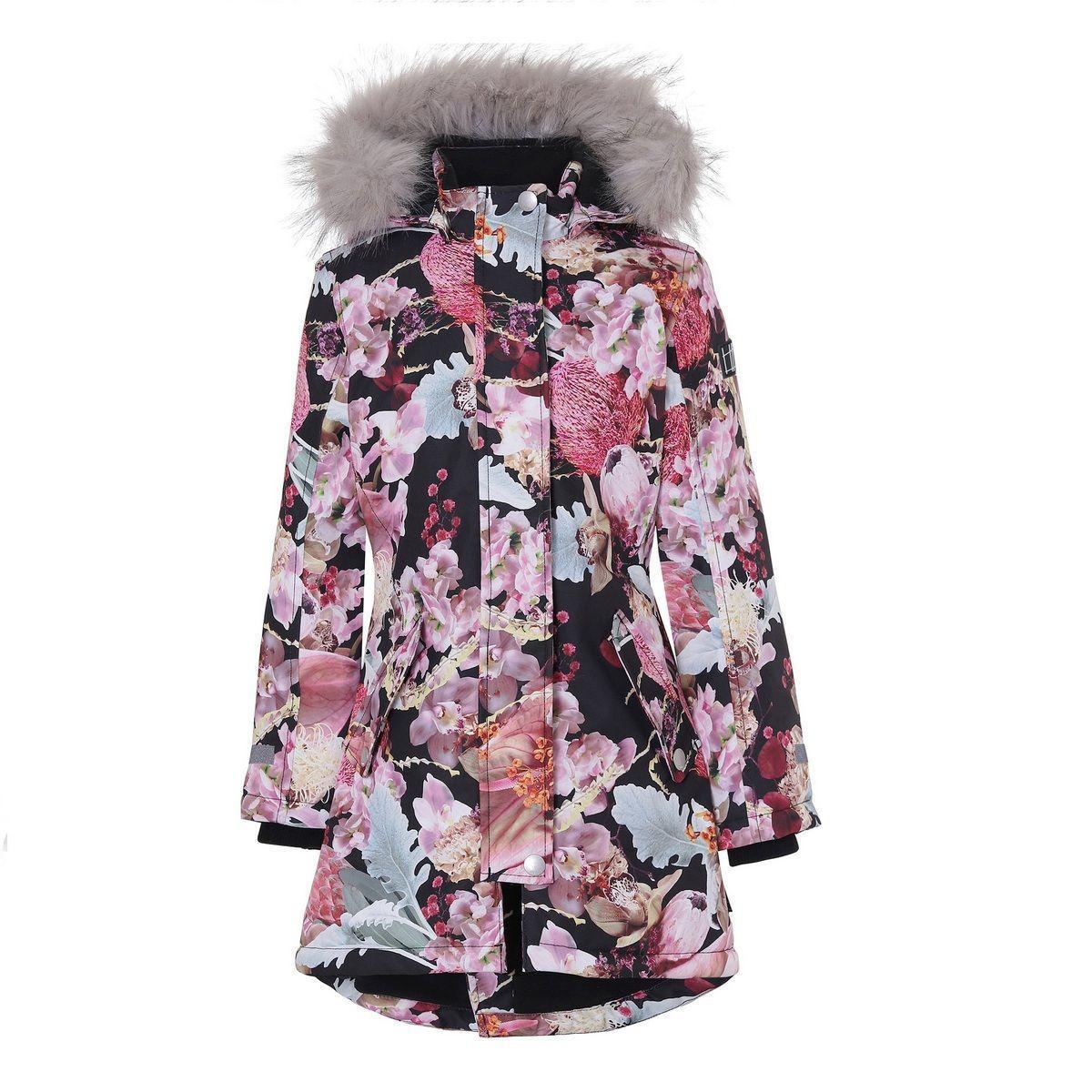 Куртка парка Molo Peace Bouquet
